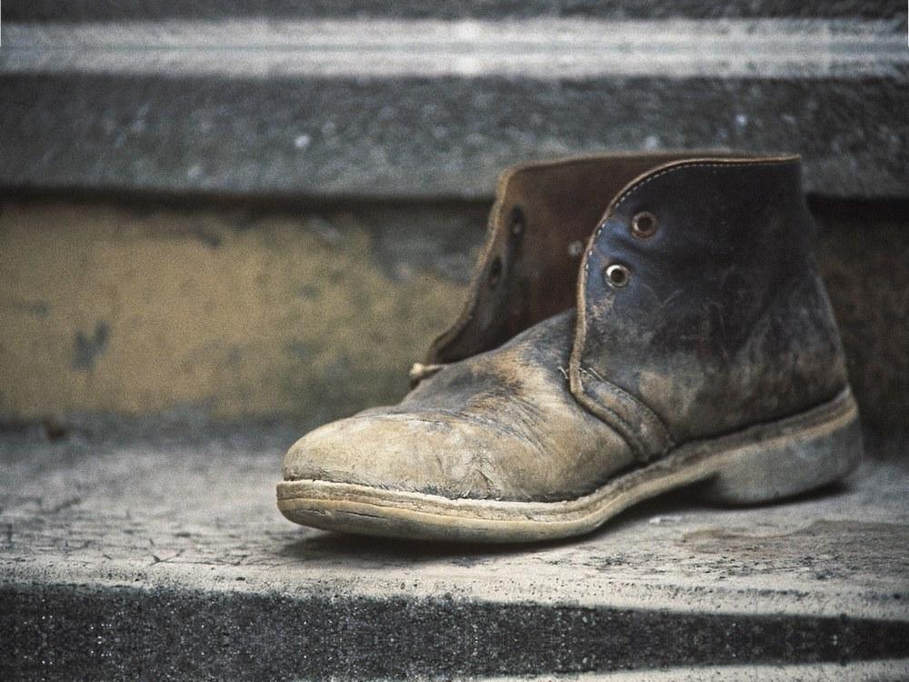 Schuhe Reparatur